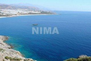 à vendre terrain -  investissments Crète iles
